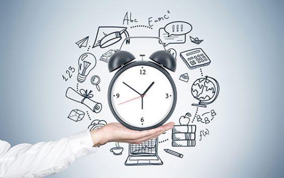 Quản lý thời gian là một cách giúp cho việc học của bạn tốt hơn