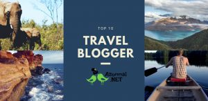 Top 10 travel blogger