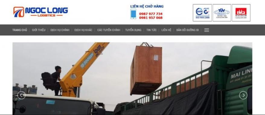 Công ty TNHH đầu tư dịch vụ vận tải Bắc Nam Ngọc Long