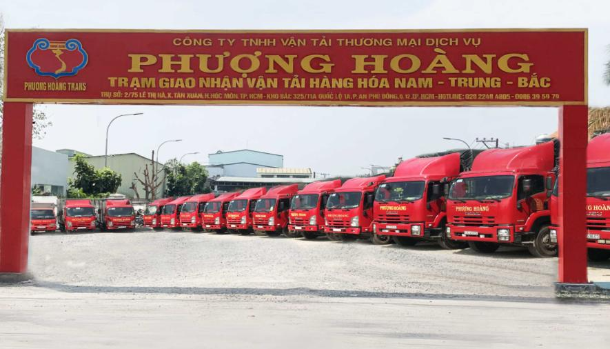 Công ty TNHH vận tải thương mại dịch vụ Phượng Hoàng