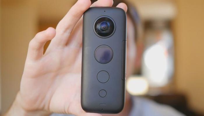 Insta360 One X - Máy quay 360 độ giá rẻ