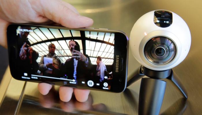 Top 5 camera 360 quay video tốt nhất hiện nay