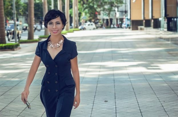 Blogger nổi tiếng Trang Hạ