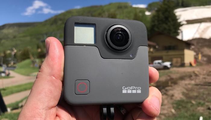 GoPro Fusion - Camera 360 quay video được nhiều người dùng nhất