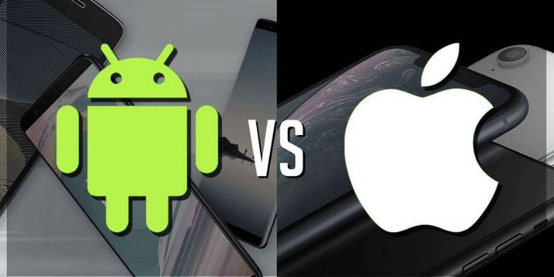 android và ios